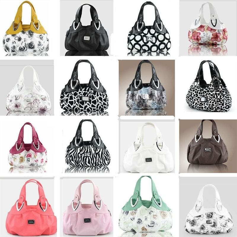 Women new Hobo Satchel fashion Tote Messenger leather purse shoulder handbag