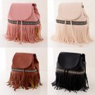 Popular Leather Satchel Backpack Handbag Girl Women School Bag Shoulder NEW US