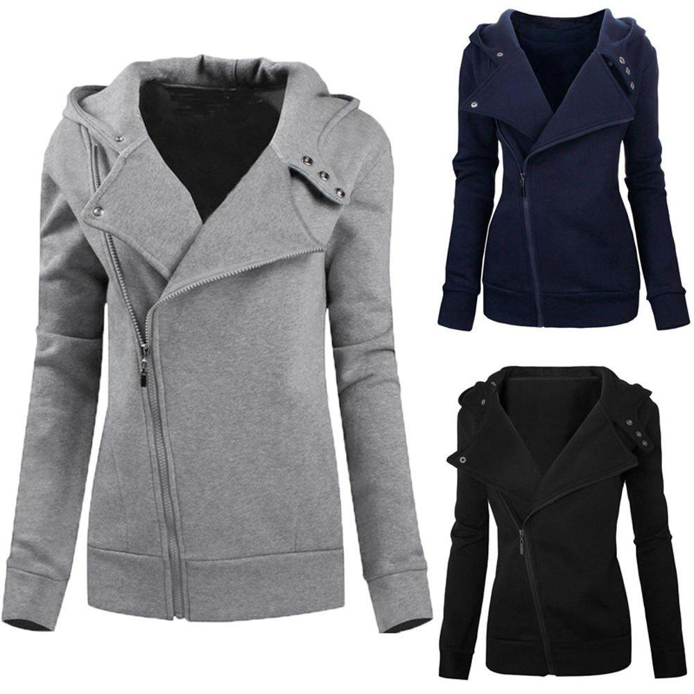 Women's Ladies Thicken Warm Coat Hood Parka Overcoat Short Jacket Outwear Nice
