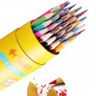 Metallic Non-toxic Colored Drawing Pencils 48Color Drawing Sketching Gift Fine