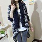 Women Long Sleeve Knitted Cardigan Loose Sweater Outwear Jacket Coat Hot Cheap