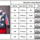 COOL Toddler Boys' Clothing Superhero Hoodie Hooded Jacket Jumper Sweatshirt