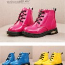 2015 Baby Shoes Toddler Boys Girls boots Winter Children kids Martin boots Snow