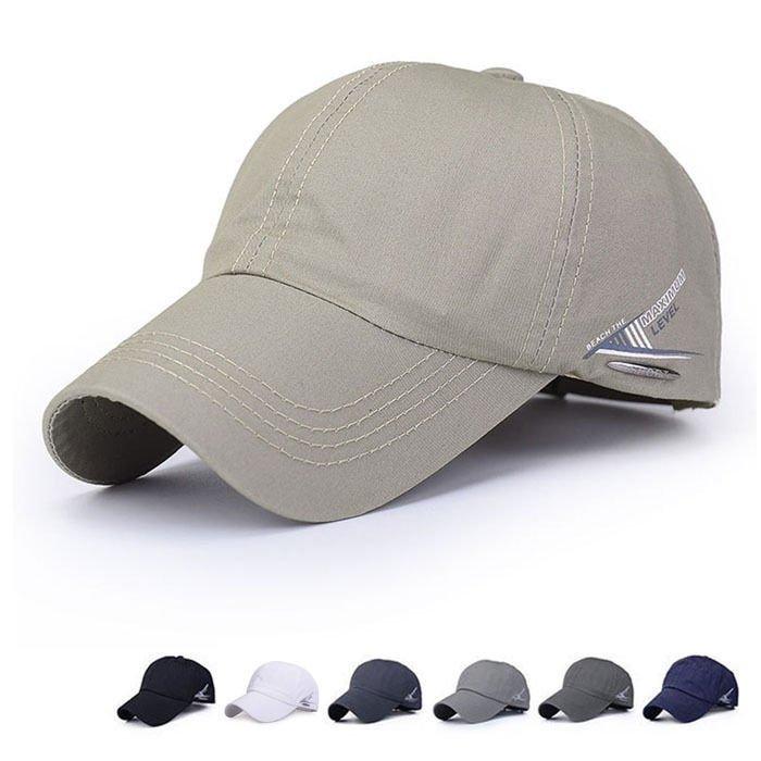New Summer sunshade Fashion sport Hat Men's Outdoor golf Baseball leisure Cap