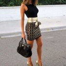 Summer Skirt Short Mini Dresses Women Bodycon Casual Party Evening Cocktail HOT