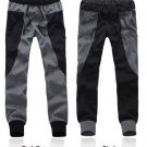 2015 Men New Jogger Dance Sportwear Baggy Harem Pants Slacks Trousers Sweatpants