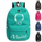 Women Girl Canvas Shoulder School Backpack Travel Satchel Rucksack Handbag Great