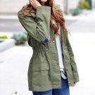 Women's Winter Hooded Warm Jacket Coat Trench Windbreaker Parka Outwear 2016 US