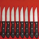 12pc Jumbo Steak Knife Set.