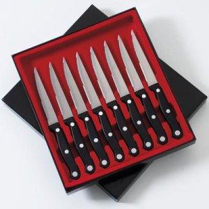 Slitzer� 8pc Steak Knife Set