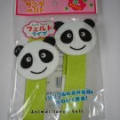 Panda Felt and Elastic Bento Belt Set