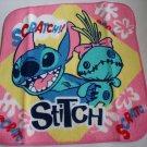 Disney's Stitch Pink Oshibori