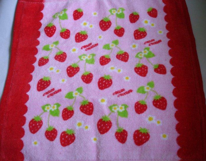 Cram Cream Strawberry oshibori
