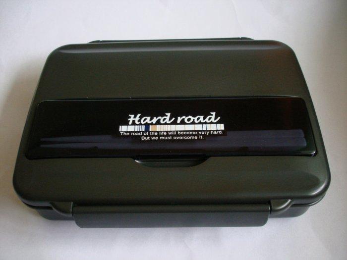 Hard Road One Tier Bento Box, Large Capacity