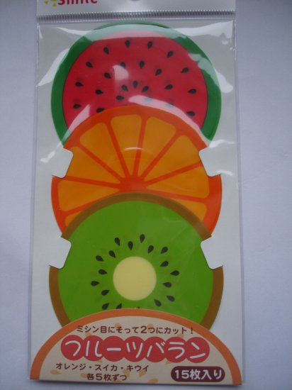 Fruit Plastic Food Dividers