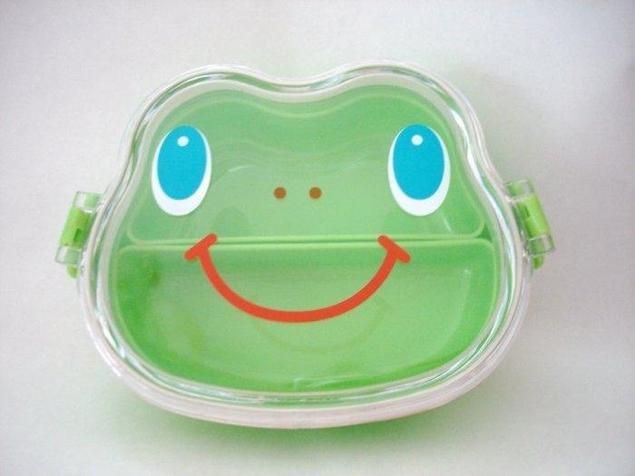 Cram Cream Frog Shaped Bento Box