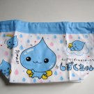 Q-Lia Trickle-chan Drawstring Bento Bag