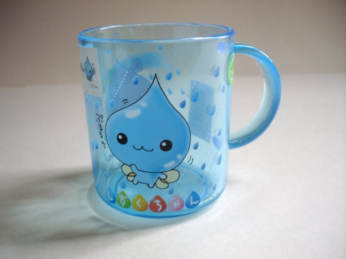 Q-Lia Trickle-chan cup