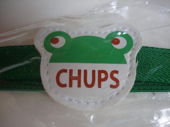 Peeker Chups Elastic Frog Bento Belt