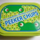 Peeker Chups One Tier Frog Bento Box