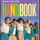 Junior Girl Scout Handbook (2001) book crafts