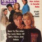 Soap Opera Digest Magazine  2 6 90 Scott Baker Kristina Malandro