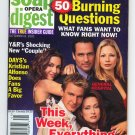 Soap Opera Digest 10 8 2002 Vanessa Marcil Rademacher magazine