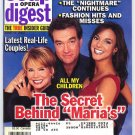 Soap Opera Digest  Magazine 6 11 2002 John & Eva Callahan J Barr