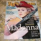Rolling Stone Magazine Madonna 9 28 2000 Issue # 850
