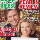 Soap Opera Digest 12 26 2006 M Knight Cady McClain AMC