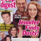 Soap Opera Digest 4 25 2006 Jennifer Finds Dusty