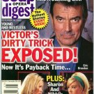 Soap Opera Digest 10 14 2003 Eric Braeden Sharon Case