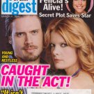 Soap Opera Digest 3 21 2006 Joshua Morrow M Stafford
