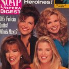 Soap Opera Digest 10 15 1991 Pasty Pease Finola Hughes