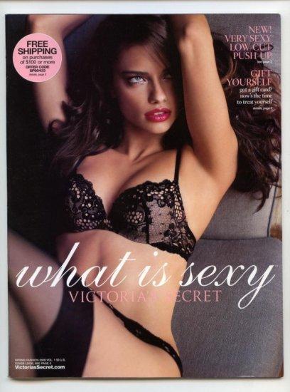 Victoria's Secret Lingerie Catalog Spring Fashion  2008  Vol 1