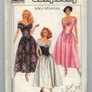 1989 Uncut Simplicity  9558 Dress Pattern Jessica McClintock Petite  Patterns