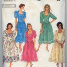 1990 Uncut Simplicity  7000 Dress Pattern  14 pcs Patterns SZ D5 4-12
