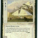 Middle Earth Minas Tirith Wizards Limited Fixed Game Card