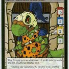 Neopets CCG Base Set #54 Grarrl Guard Rare Game Card