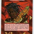 Illuminati Voudonistas New World Order Game Trading Card