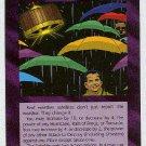 Illuminati Weather Satellite New World Order Game Card