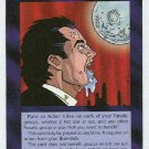 Illuminati Full Moon New World Order Game Trading Card