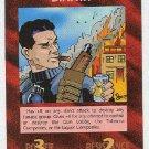 Illuminati B.A.T.F. New World Order Game Trading Card
