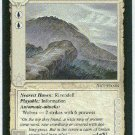Middle Earth Weathertop Wizards Limited Fixed Game Card