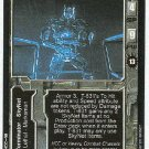 Terminator CCG Heavy Combat Chassis Unit Uncommon Card Unplayed