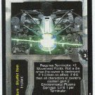 Terminator CCG Iridium Power Cell Uncommon Game Card Unplayed