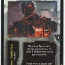 Terminator CCG Subdermal Armor Level 1 Uncommon Card Unplayed