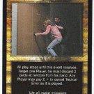 Terminator CCG Tactical Error Uncommon Game Card