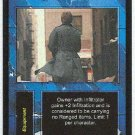 Terminator CCG Trenchcoat  Uncommon Game Card