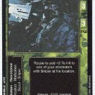 Terminator CCG LCpl. Devin Uncommon Game Card Unplayed